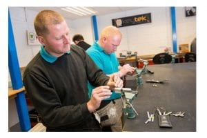 Tailored Locksmith Courses to suit individual needs