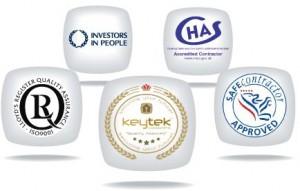 Keytek Locksmiths commitment to the locksmith industry