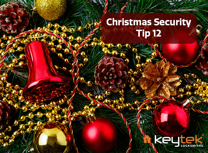 Tip 12 of The 12 Security Tips of Christmas