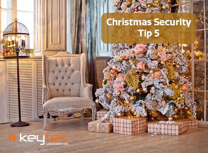Tip 5 of The 12 Security Tips of Christmas