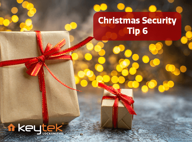 Tip 6 of The 12 Security Tips of Christmas