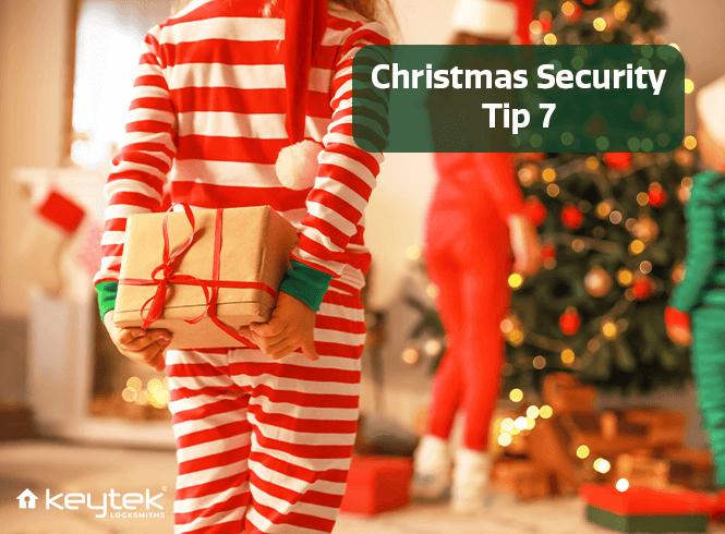 Tip 7 of The 12 Security Tips of Christmas