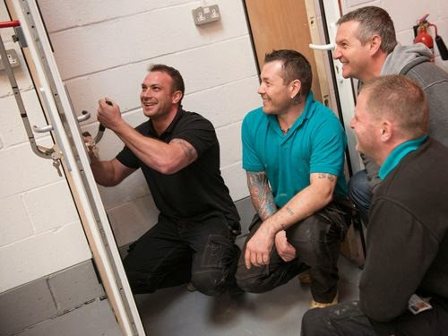 Setting standards for the industry through Locksmith Training…