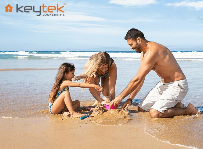 Beach Security Tips