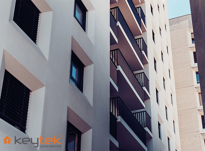 Security for Flats, Apartments and Homes