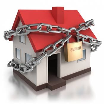 Our various home security services