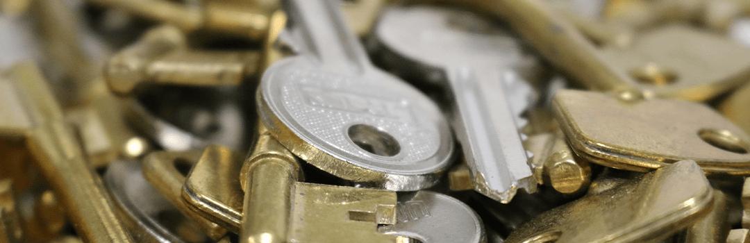 Piles of Keys