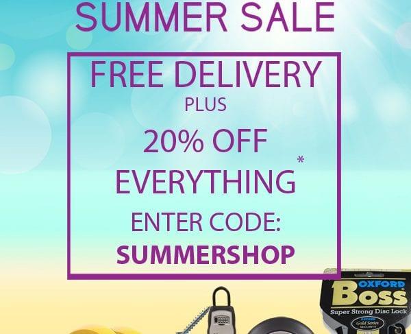 Keytekshop Summer Sale!
