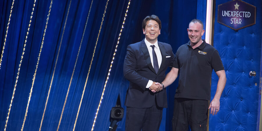 Locksmith Craig receives a shock on BBC's Michael McIntyre's Big Show!