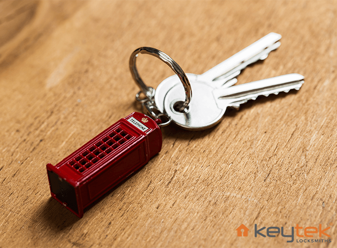 Where to leave your spare house key