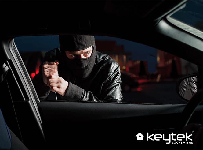 Vehicle Thefts in Bridgend