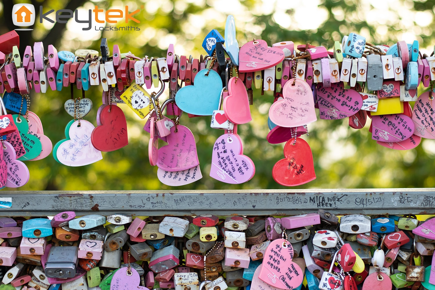Love Locks Title