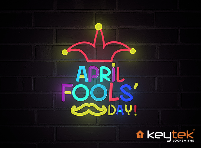 Don't be a Fool This April!