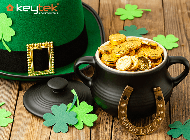 Don't leave your safety to luck this St. Patrick's Day