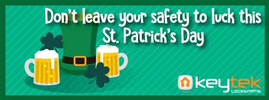 st patricks day safety
