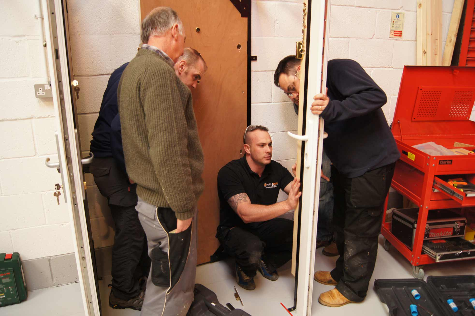 Guest blog post from Locksmith Training Academy student Thomas