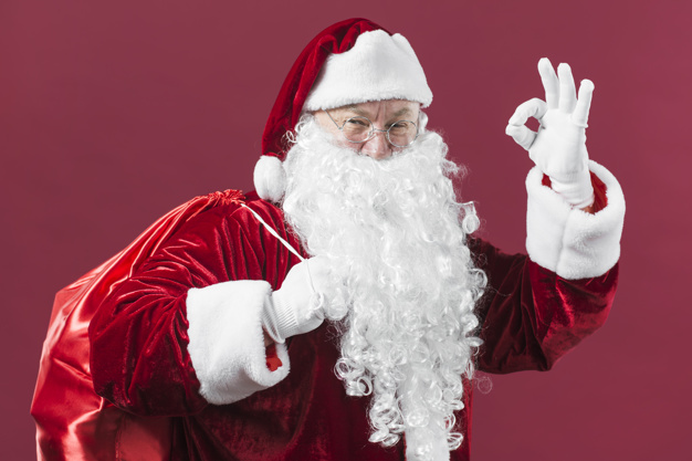 Let Santa in…But Keep the Burglars Out!