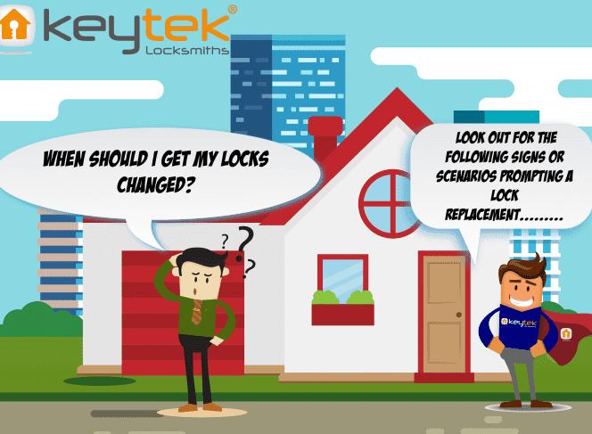 Is it time to replace the door locks?- Keytek® Blog