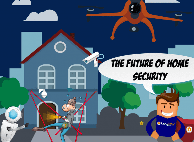 What is the future of home security?