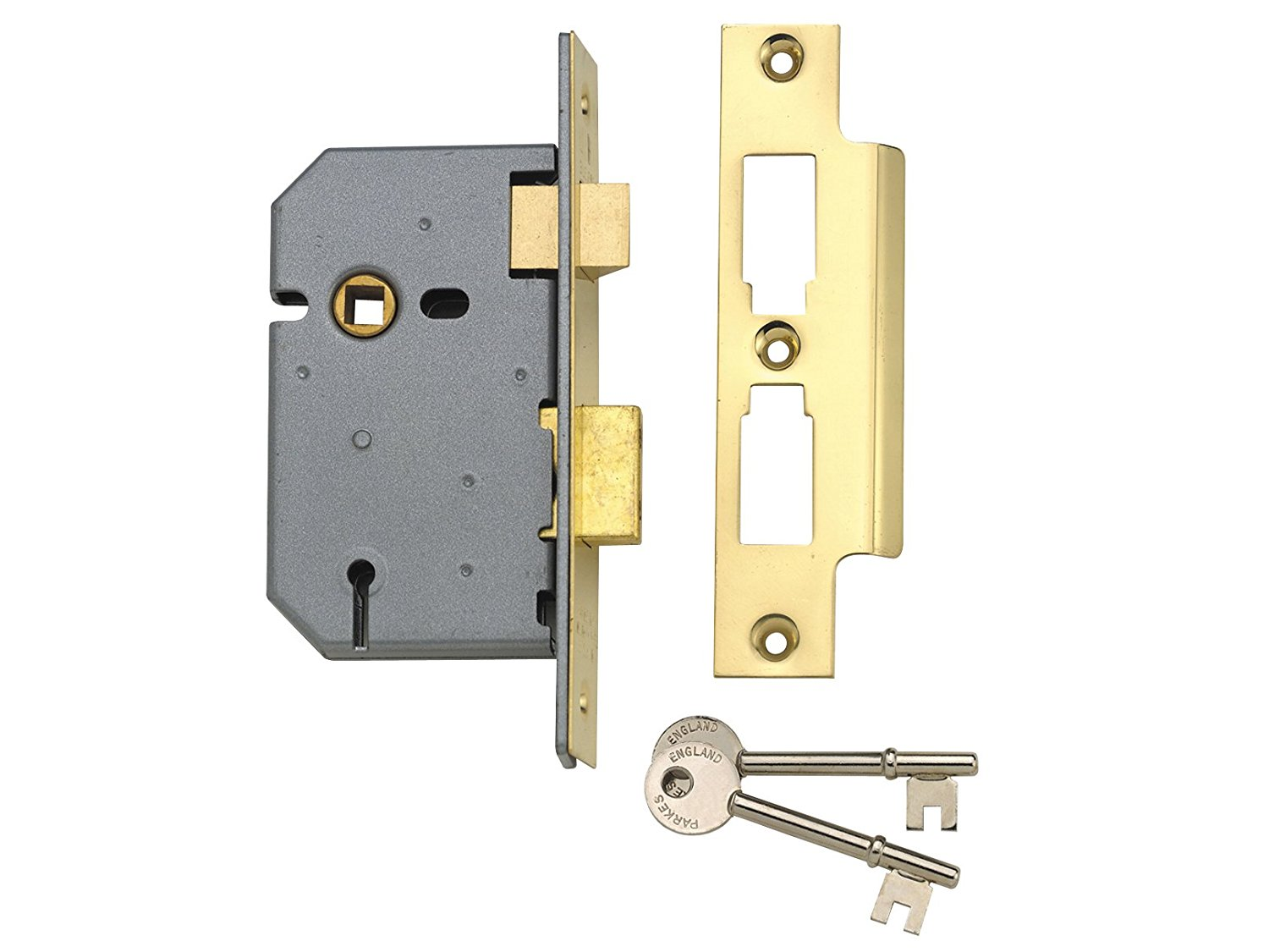 The classic household mortice lock