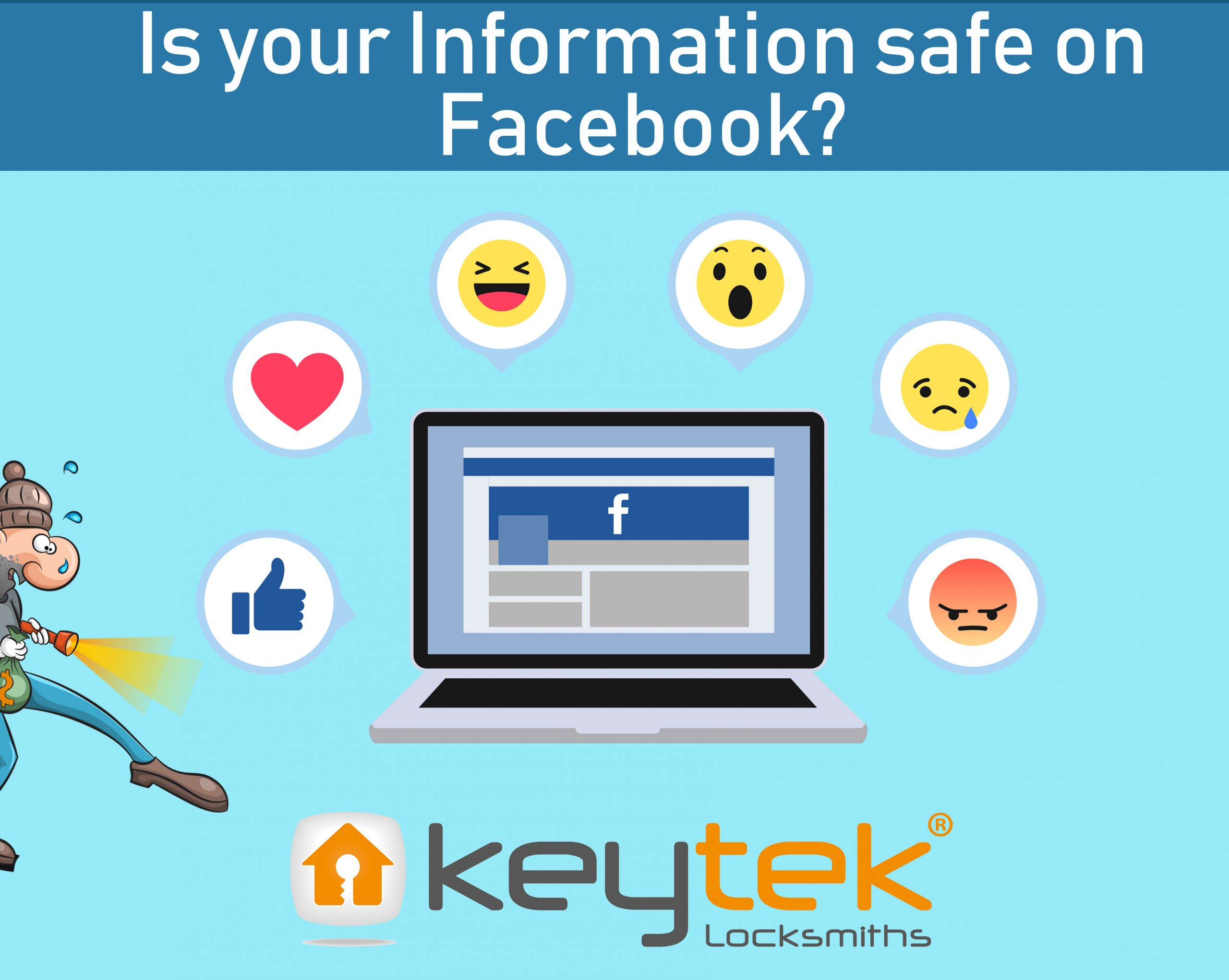 Is Your Information Safe on Facebook?