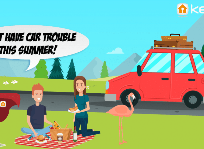 Taking Care of your Car in the Heat