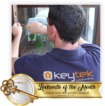 Locksmith of the Month