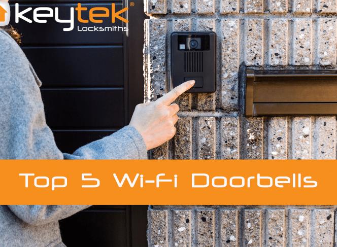 Top 5 Wi-Fi Doorbell Cameras