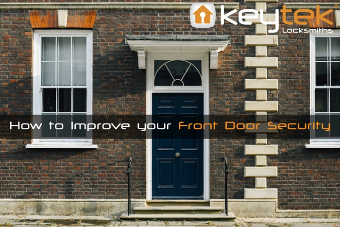 How to Improve Your Front Door Security