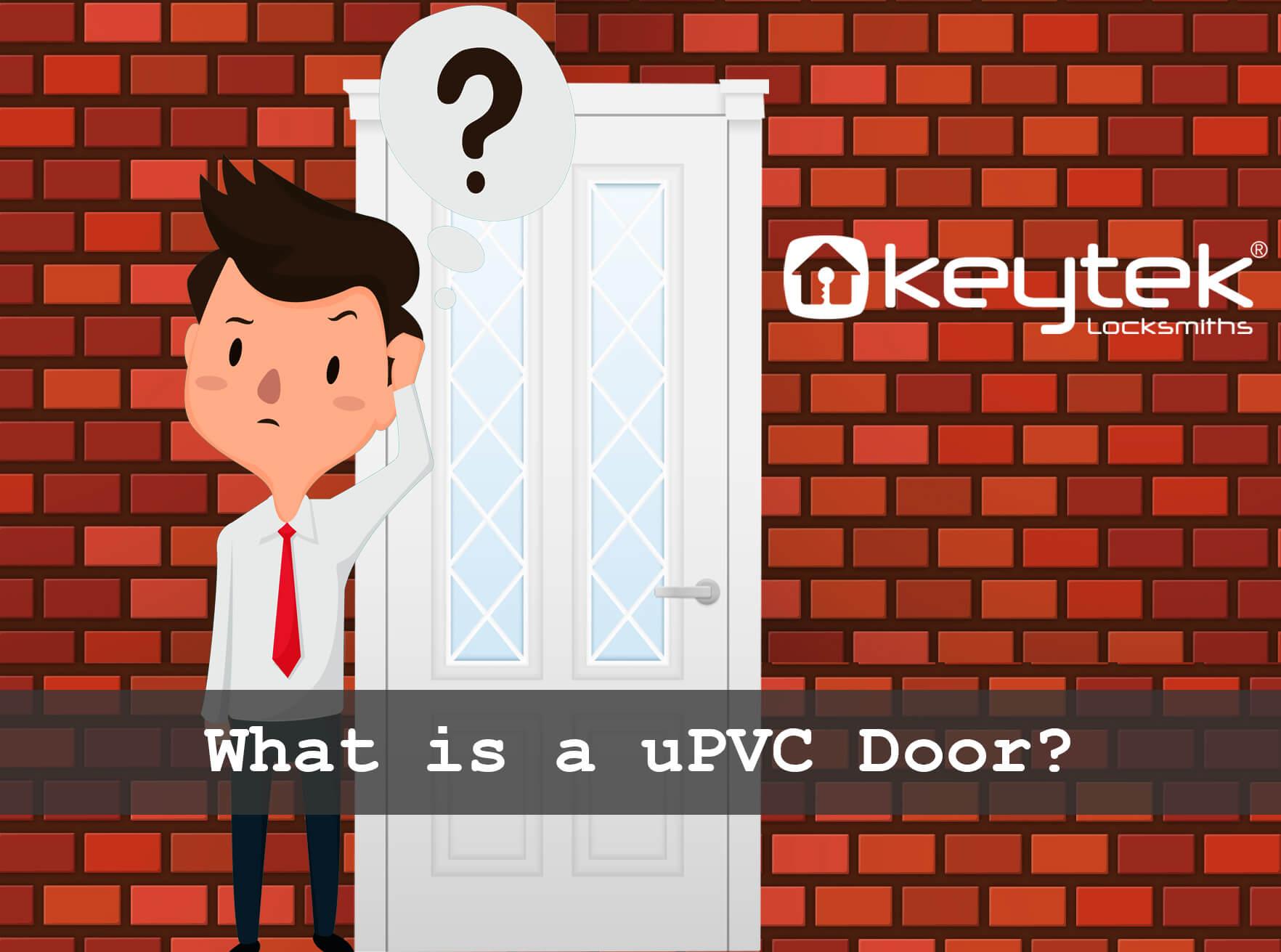 What is a uPVC Door?