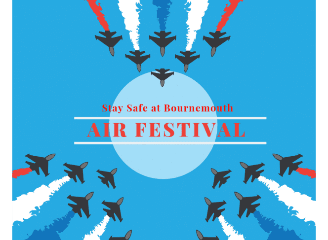 Bournemouth Air Festival Safety Tips