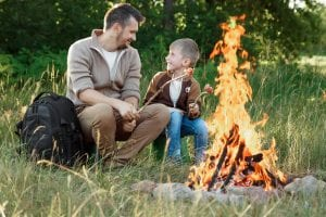 camping, quality time, safety