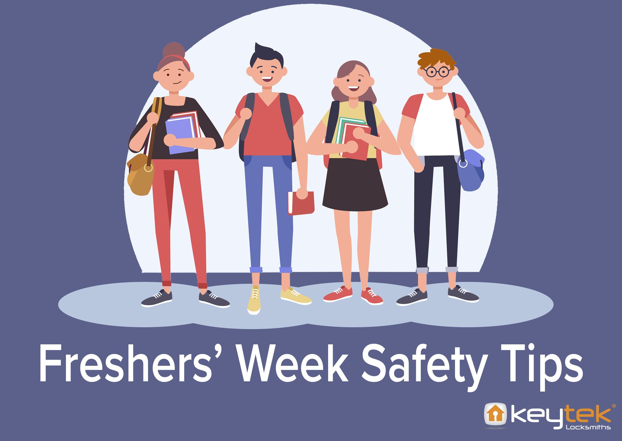 Freshers' Week Safety Tips!