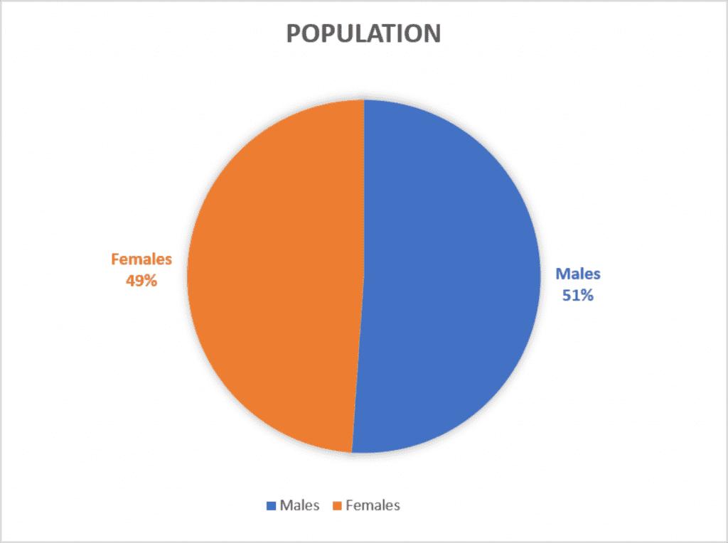 Southampton Population
