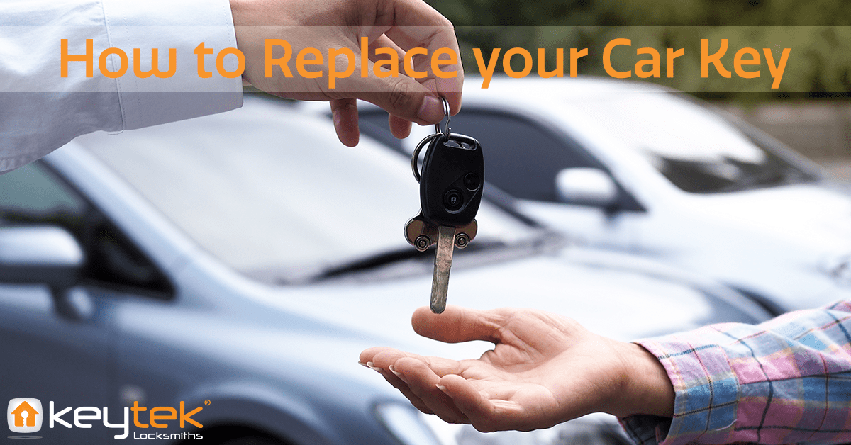 How Do You Replace a Car Key?
