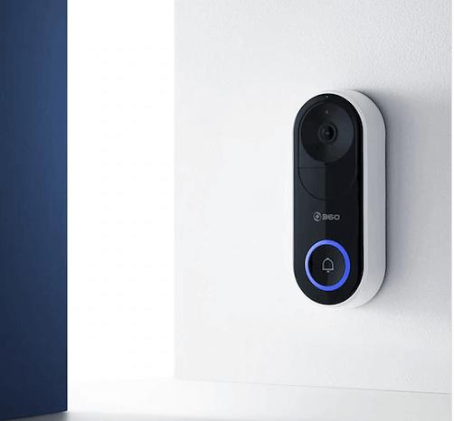 gearbest smart doorbell