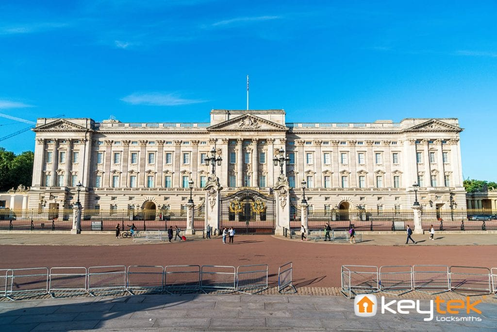 Protect your Home like a Palace… Buckingham Palace!