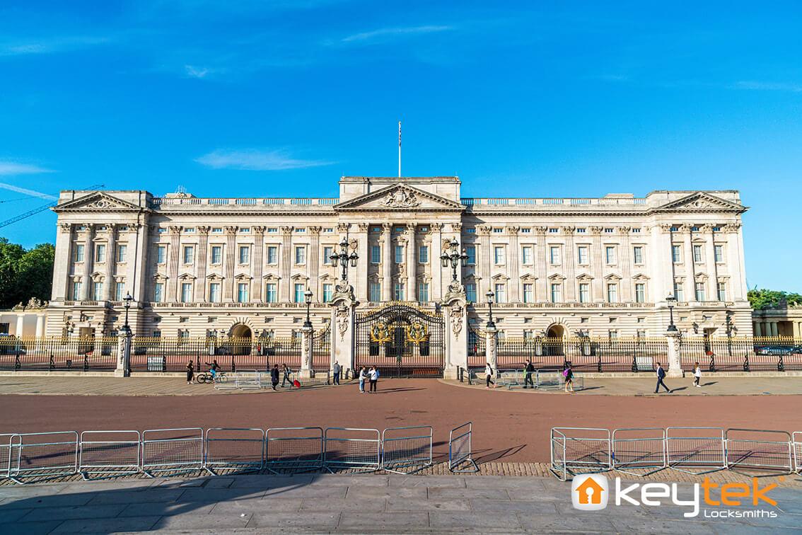 Protect your Home like a Palace… Buckingham Palace!