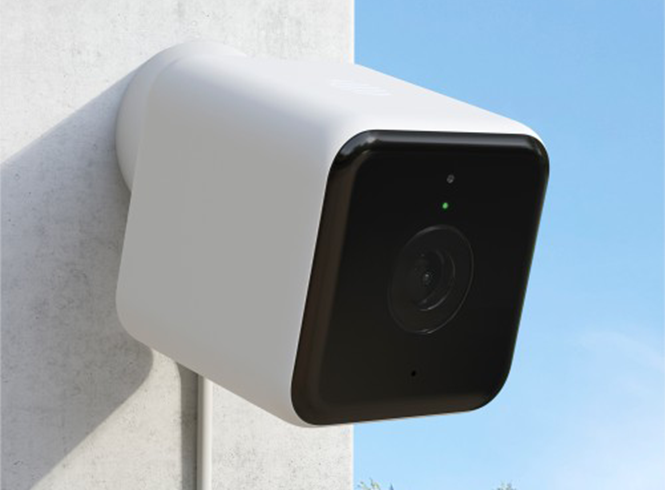 Hive View Outdoor Camera