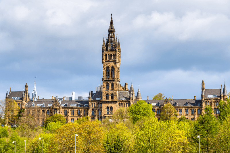 University of Glasgow Tower