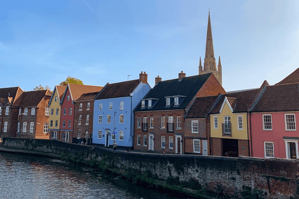 Living in Norwich
