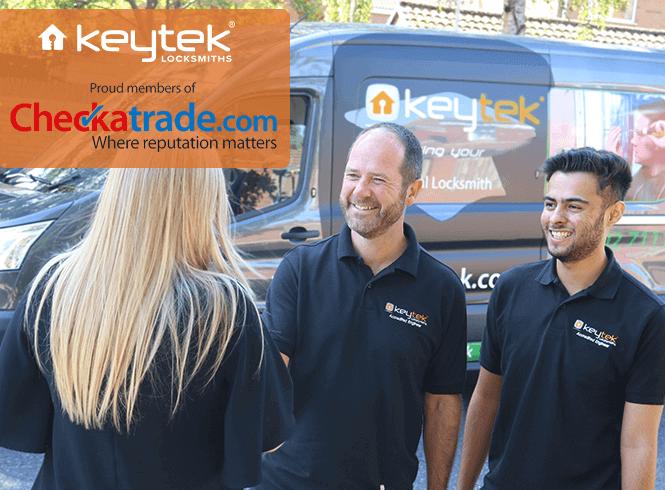 Keytek Joins Checkatrade!