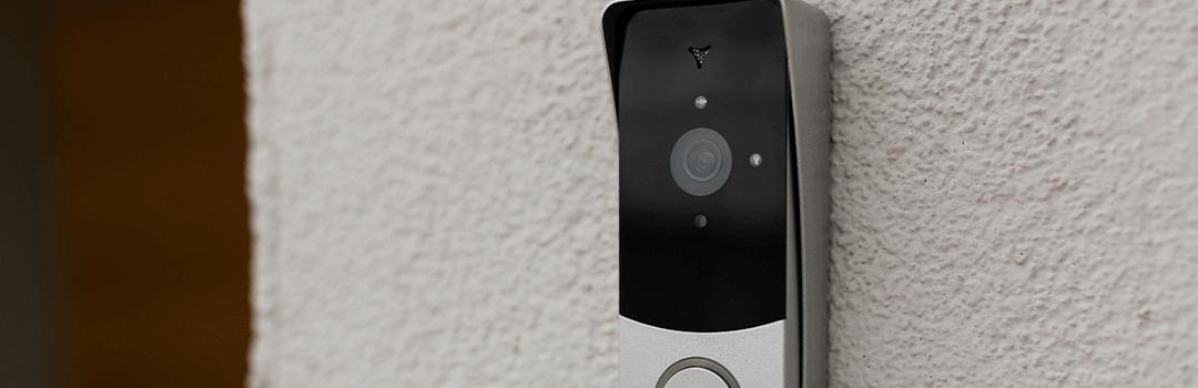 Smart doorbell with video camera